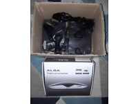 Alba Freeview box and wireless antenna