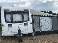 Coachman Festival (Vision) 580/5 plus 2 Awnings