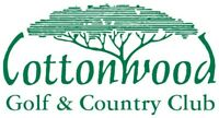 Cottonwood Golf & Country Club is looking for full time servers