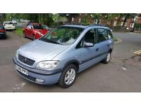 1999 VAUXHALL OPEL ZAFIRA 1.8L PETROL FOR SALE