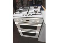 Integrated oven and hob