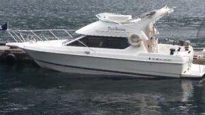 Diesel Powered 2858 Bayliner Cruiser
