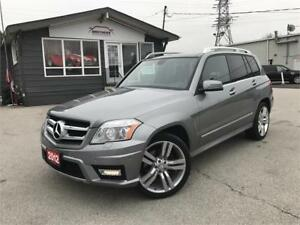 2012 Mercedes-Benz GLK 350|NAV|CAM|PANO|LEATHER|NO ACCIDENTS