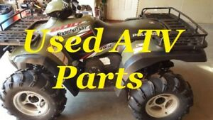 POLARIS & YAMAHA USED ATV PARTS