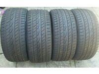 265 35 22 Tyres x4 Brand New