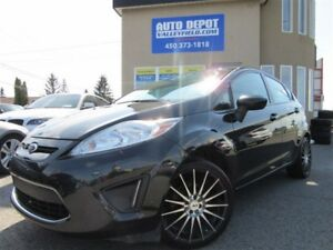 2011 Ford Fiesta SE A/C + CRUISE + MAGS