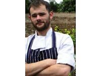Freelance / Temp / Relief chef available for Swindon area - 15 years experience