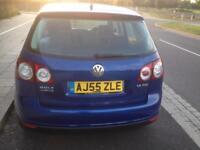 Volkswagen Golf Plus, 1.6 Manual, Alloy Wheels Long MOT £1500