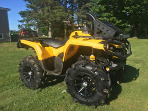 2013 CAN AM 800 OUTLANDER XT.........FINANCING AVAILABLE
