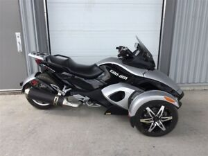 2009 can-am Spyder GS SE5 spyder, 3 roue, bombardier