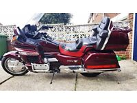 HONDA GL 1500 GOLD WING SALE /SWAP/ HARLEY/VALKYRIE/WHY?