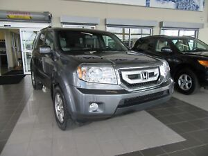 2010 Honda Pilot EX-L LEATHER, SUNROOF, AWD