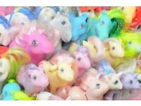 WANTED - Vintage My Little Pony 1982-1995 TOP PRICES PAID