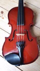 1/4 size Cremona violin