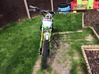Kmx160 pitbike