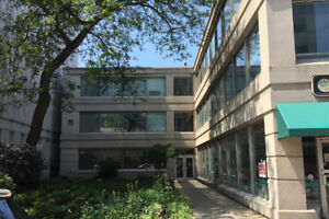 DOWNTOWN OFFICE - 1100sqf Unit Available - Flexible terms!