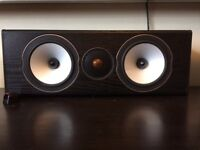 Monitor Audio Bronze BX Centre Speaker (black)