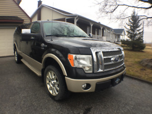 2010 Ford F-150 King Ranch Camionnette
