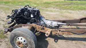 Dodge 5.9 Deisel chassis 1995