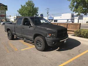 Looking for someone to level my truck
