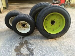 Compact Tractor Tires & Rims - Yanmar YM13D