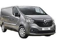 2017 17 RENAULT TRAFIC 1.6 DCI SL27 120 BHP BUSINESS + SHORT WHEEL BASE PANEL VA