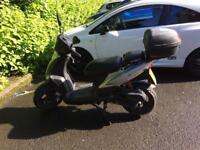kymco 50 moped