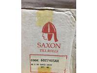 76x Saxon Thermal Till Rolls - £20