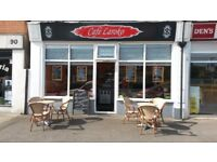 NEW Business Cafe - Shop - Takeway in Bournemouth ( A3 Planning use ) for Sale