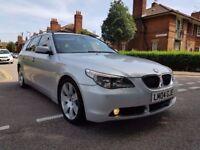 BMW 530 D SE AUTOMATIC ESTATE 11 MONTHS MOT FULL SERVICE HISTORY SAT NAV