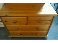 (Four Drawer) Chest of Drawers #28993 £35