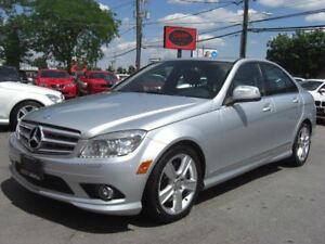 2008 Mercedes-Benz C-Class C300 4Matic *Sunroof / Leather*