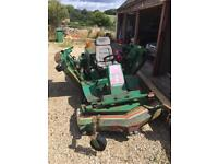 Ransomes T51d Batwing 3m Cut Ride on Mower