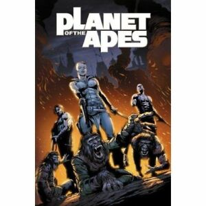 Planet of the Apes 5: The Utopians Gregory, Daryl/ Barreto, Dieg