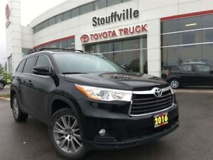 2016 Toyota Highlander XLE AWD - Fully Loaded, Leather, AND MUCH