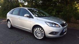 Ford focus 2.0tdci titanium *high spec*