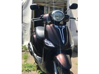 YAMAHA DELIGHT 2016 VLOW MILES 2K FEMALE OWNER EXCELLENT CONDITION FULL SERVICE HISTORY 1 OWNER