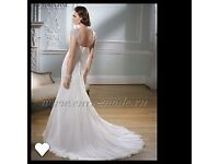 Wedding Dress, Size 12, Roynald Joyce Design - Like New !!