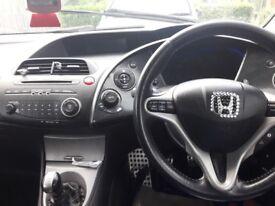 Type S Honda Civic