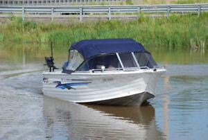 Offshore Fishing Boat Quintrex Coast Runner 180 Millennium WOW!