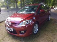 2008 Mazda 5 2.0 D Sport 7 Seater , NEW TIMING BELT AND WATER PUMP,6 MONTH WARRANTY