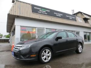 2012 Ford Fusion LOADED,ALLOYS, FOG LIGHTS, POWER SEATS