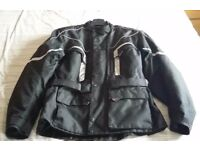 XL Motorbike Jacket (like new)
