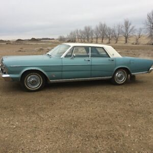 1966 FORD LTD 4 Door HT