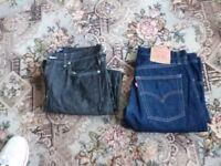 mens jeans unworn