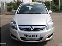 Vauxhall Zafira 1.6 VVT Exclusiv 5dr