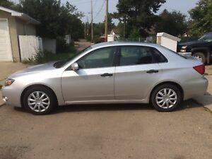 2008 Subaru Impreza AWD for 6700$