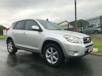 58 TOYOTA RAV4 XTR D-4D 5 DOOR 4WD LEATHER FSH PREVIOUSLY SOLD BY OURSELVES