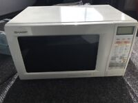 Sharp convection oven/microwave