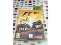 Formula 1 2014-Xbox 360